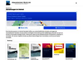 abmahnung-blog.de