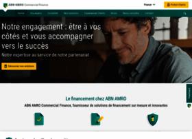 abnamrocommercialfinance.fr
