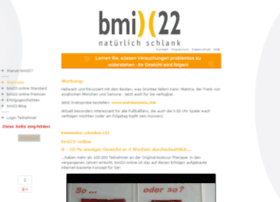 abnehmen-mit-bmi22.de