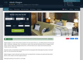 abode-glasgow.hotel-rez.com