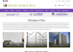 abodewindowfilms.co.uk