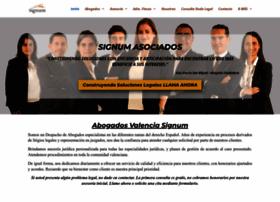 abogadosvalenciamf.es
