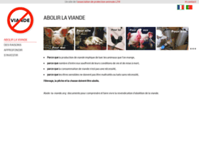 abolir-la-viande.org
