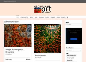 aboriginalartdirectory.com.au