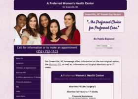 abortionclinicservicesgreenvillenc.com