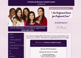 abortionclinicservicessanfordnc.com