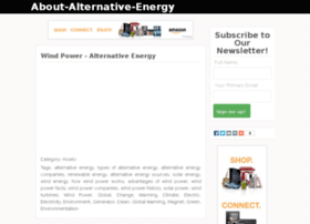 about-alternative-energy.info