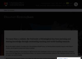about.bham.ac.uk