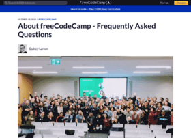about.freecodecamp.org