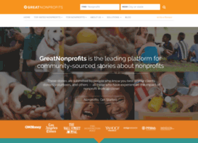 about.greatnonprofits.org