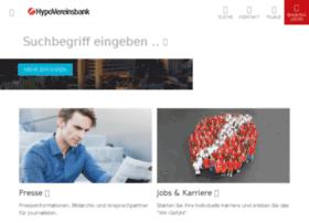 about.hypovereinsbank.de