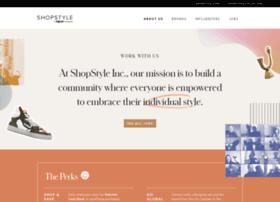about.shopstyle.com