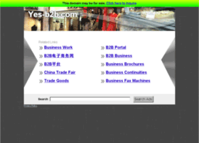 about.yes-b2b.com
