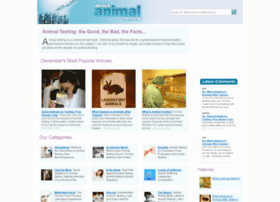 aboutanimaltesting.co.uk