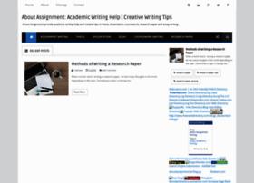 aboutassignmentwriting.blogspot.com