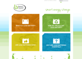 aboutbatteries.batterycouncil.org