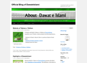 aboutdawateislami.wordpress.com