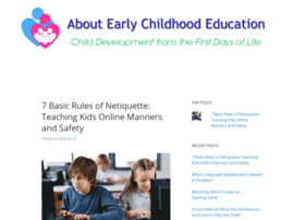 aboutearlychildhoodeducation.wordpress.com