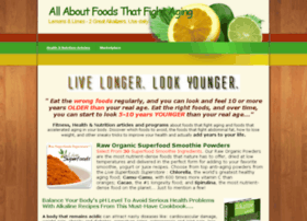 aboutfoodsthatfightaging.blinkweb.com