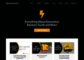 aboutgenerators.com