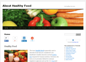 abouthealthyfood.com