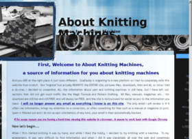 aboutknittingmachines.com
