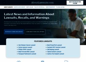 aboutlawsuits.com