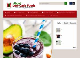 aboutlowcarbfoods.org