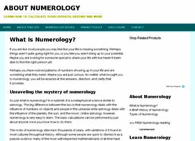 aboutnumerology.com