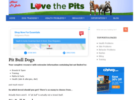 aboutpitbulldogs.com