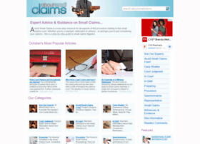 aboutsmallclaims.co.uk
