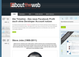 abouttheweb.de
