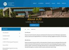 aboutus.aju.edu