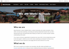 aboutus.worldnomads.com