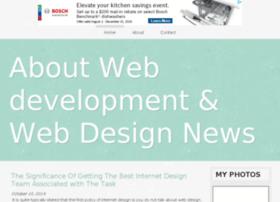 aboutwebdesignnews.bravesites.com