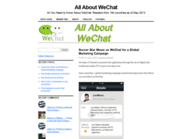 aboutwechat.wordpress.com
