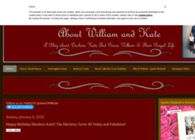 Aboutwilliamandkate.blogspot.com