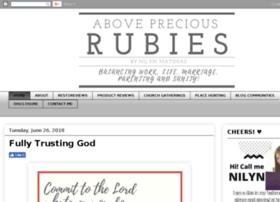 abovepreciousrubies.blogspot.de
