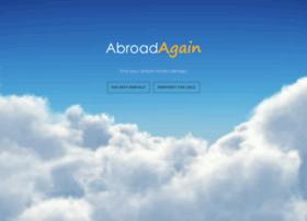 abroadagain.co.uk