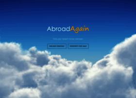 abroadagain.com