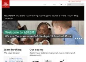 abrsm.ac.uk
