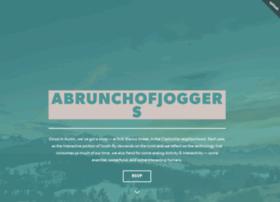 abrunchofjoggers.splashthat.com