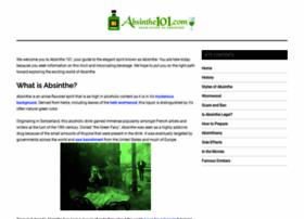 absinthe101.com
