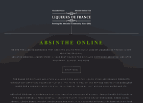 absintheonline.com