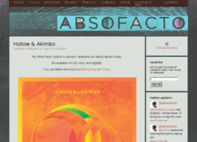 absofacto.squarespace.com