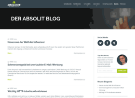 absolit-blog.de