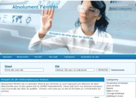 absolument-feminin.com