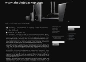 absolutebackup.com
