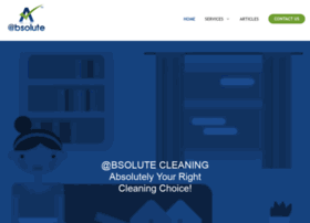 absolutecleaning.com.sg