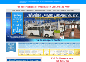 absolutedreamlimos.com